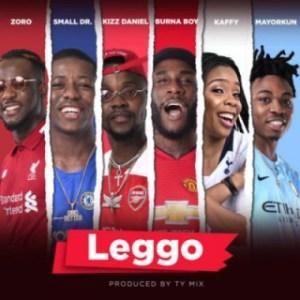 Instrumental: Coca Cola - Leggo Song Challenge Ft. Kizz Daniel, Burna Boy, Mayorkun